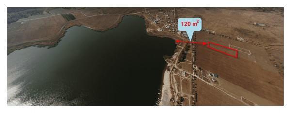 أراضي سكنية للبيع بجوار بحيرة بزليتي بالتقسيط